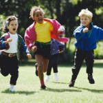 children_running