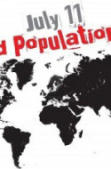 July 11 is World Population Day