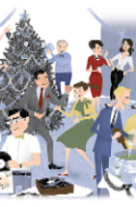 The Art of Childfree-Parent Conversation at Holiday Parties