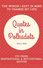 Quotes in Polkadots