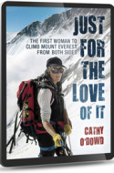 Review of the Nonfiction Book, Just For the Love of It